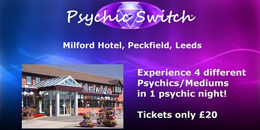 Psychic Switch - Leeds East