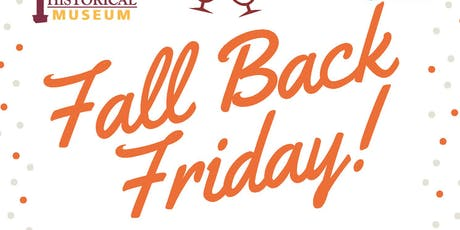 Fall Back Friday tickets