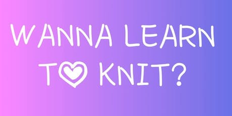 Beginner Knitting with Krissy tickets