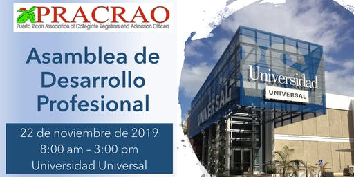 Asamblea de Desarrollo Profesional