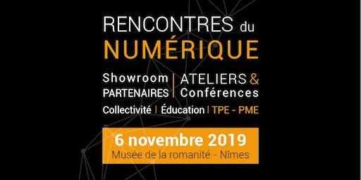 Rencontres Du Numérique 2019