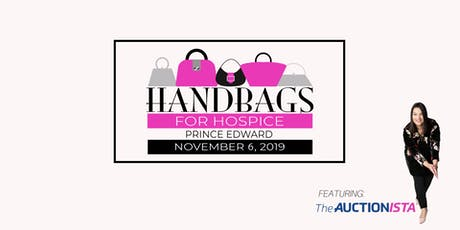 Handbags for Hospice Prince Edward tickets