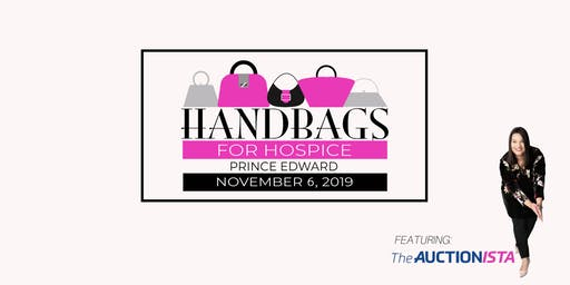 Handbags for Hospice Prince Edward