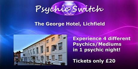 Psychic Switch - Lichfield tickets