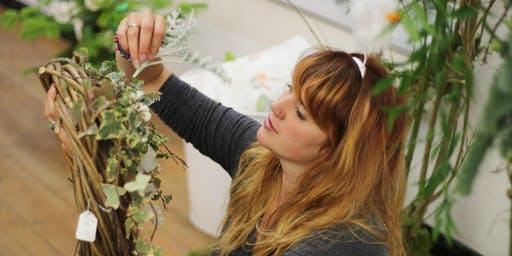 Wreath making workshop & supper