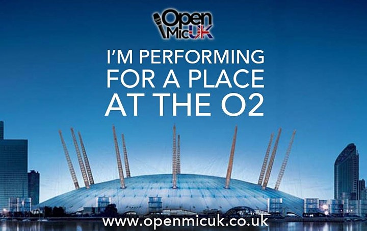 Open Mic UK Regional Final - Bex image