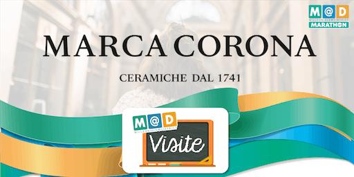 M@D - Visita presso Marca Corona