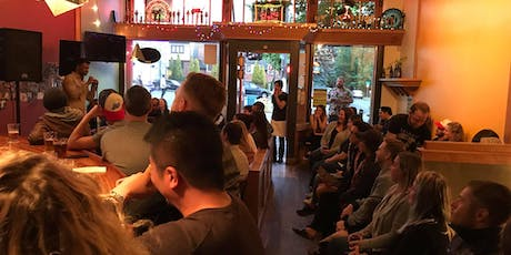 Live Stand Up Comedy at Hopvine Pub, October 19th, 7:30pm (FREE) tickets