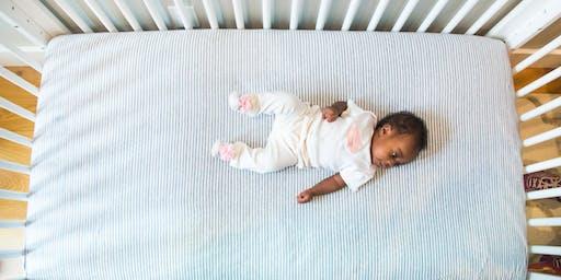 Cradle Cincinnati Connections Safe Sleep/CPR Workshop