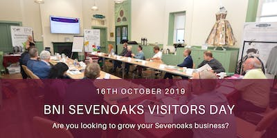 BNI Sevenoaks Visitors Day