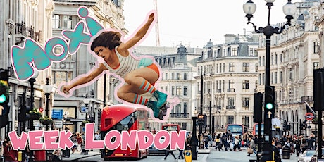 Moxi Week London - A Fundraiser for Free Border Skate tickets
