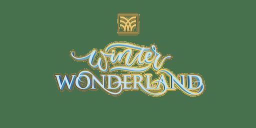 Winter Wonderland - Dec 3rd - $10 OFF TUESDAYS