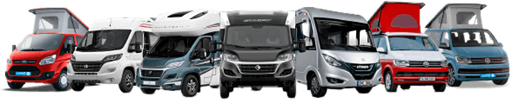 The January Motorhome & Campervan Sale image