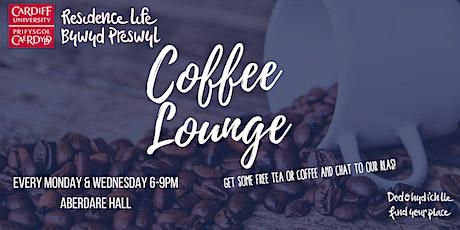 North Campus Coffee Lounge | Lolfa Goffi Campws y Gogledd tickets
