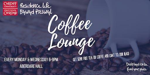 North Campus Coffee Lounge | Lolfa Goffi Campws y Gogledd