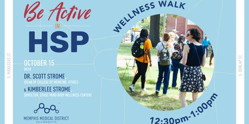 October Wellness Walk