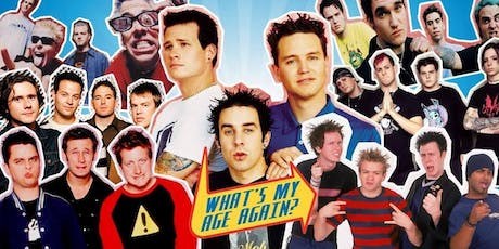 What's My Age Again? - Pop Punk Party (Newcastle) tickets