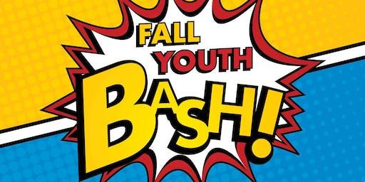 Fall Youth Bash 2019