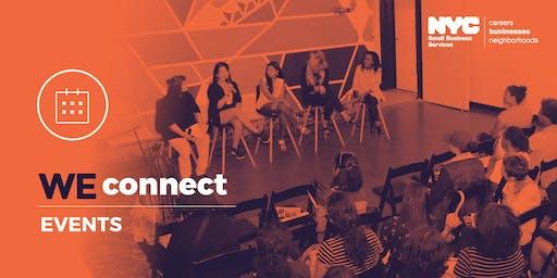 WE Connect Event: Becoming an Entrepreneur in the US   Mulheres Empreendedoras: Como Empreender nos EUA  (English-Portuguese event)