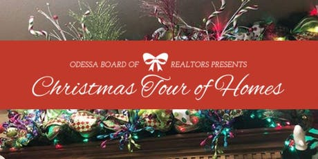 Christmas Tour of Homes tickets