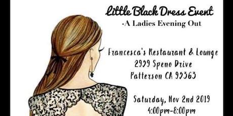 Little Black Dress Event  tickets