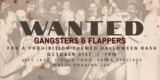 Prohibition Halloween Bash