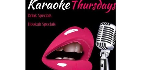 Karaoke Thursday's at Exhale Bar and Lounge tickets