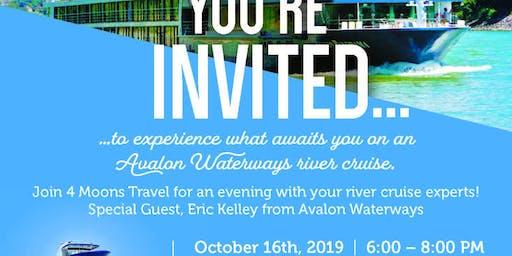 European River Cruise Night