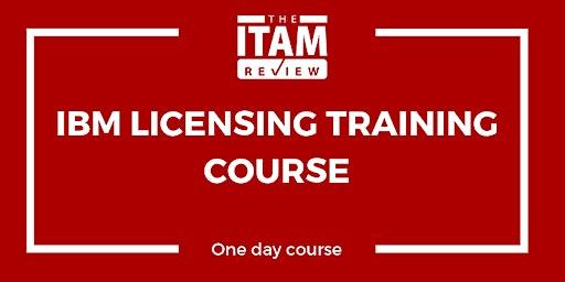 2020 US IBM Licensing Training Course
