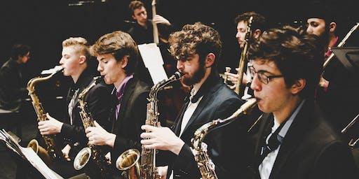 Cornell Jazz Ensemble: CU Jazz