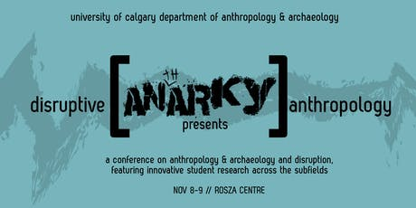 ANARKY Conference tickets