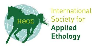 International Society for Applied Ethology (ISAE)  UK/Ireland Regional Meeting 2020 - Nottingham
