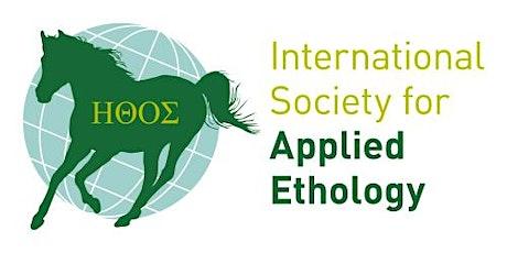 International Society for Applied Ethology (ISAE)  UK/Ireland Regional Meeting 2020 - Nottingham tickets