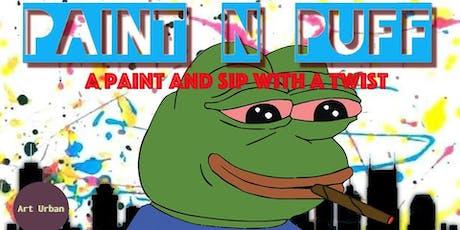 Paint N Puff feat Preston Mitchell tickets