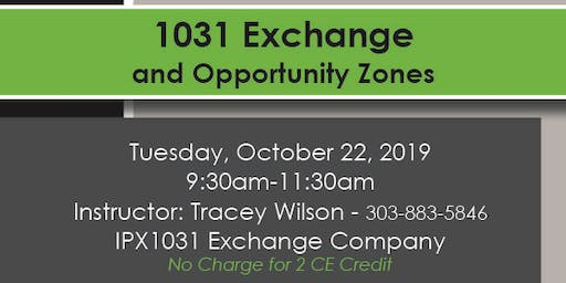 Highlands Ranch - 1031 Exchange and Opportunity Zones