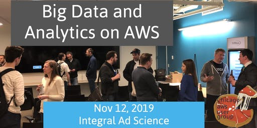 Big Data and Analytics on AWS