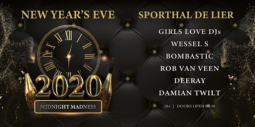 New Year's Eve - Midnight Madness