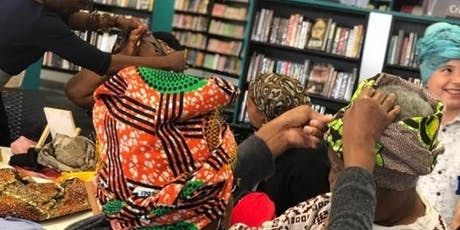 African Head Wrapping tickets