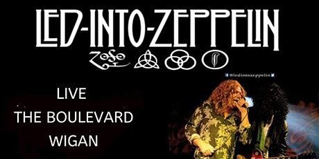 Led Into Zeppelin tickets