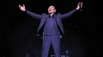 "Paul Anka: ""Anka Sings Sinatra: His Songs, My Songs, My Way"""