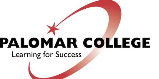 Palomar College Application Workshop
