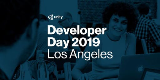 Unity Developer Day 2019: Los Angeles
