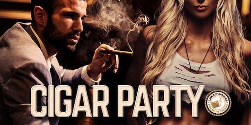 Fall Cigar Party
