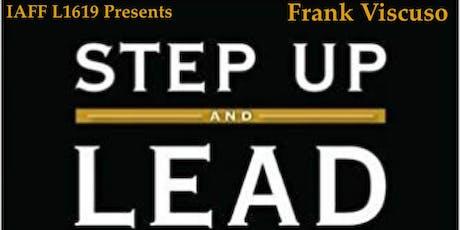 Step Up and Lead tickets