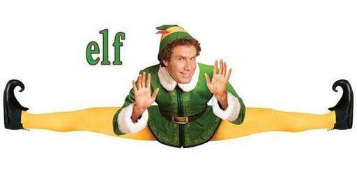 Elf Movie Night with Free-Flowing Booze