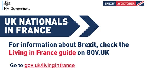 British Embassy Outreach Meeting - PARIS
