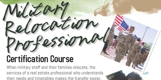 Military Relocation Professional Certification Course