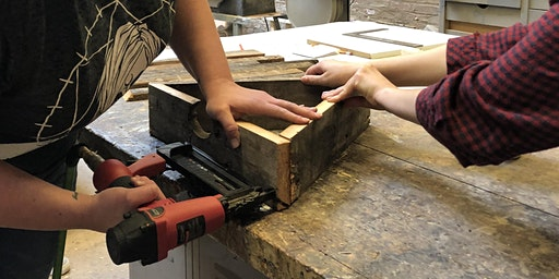 Dykes With Drills in Chicago: An Introduction to Tools Workshop