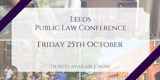 Leeds Public Law Conference