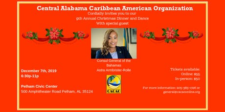 CACAO Annual Holiday Dinner and Dance tickets